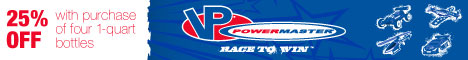 VP Racing Fuels Powermaster